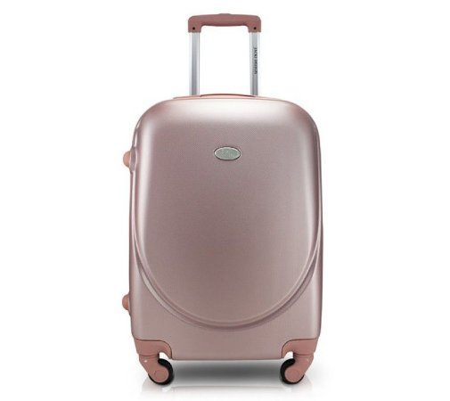 Mala de Bordo Select  - Rosê Gold Jacki Design