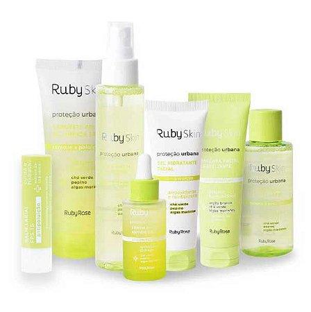 Kit Skincare Ruby Skin Linha Urbana