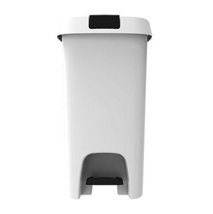 Lixeira Slim 50L - Branca