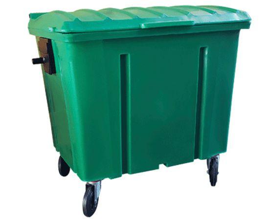 Container de Lixo 500L - Com pedal