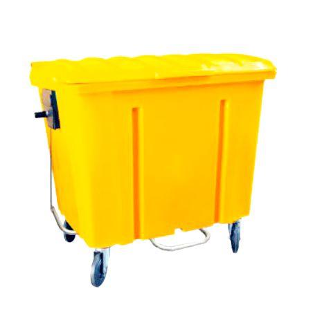 Container de Lixo 700L - Com pedal
