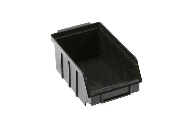 Caixa Plástica Bin 3 - Kit com 72 caixas