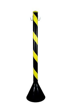 Pedestal Zebrado 90cm
