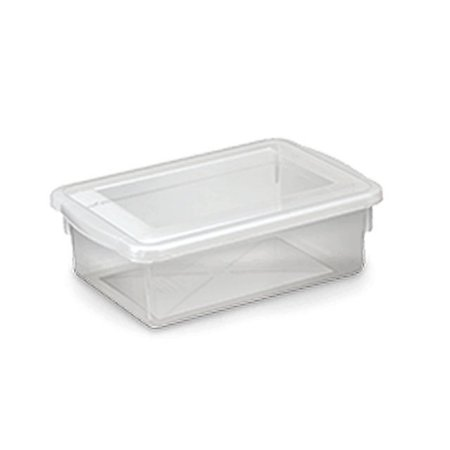 Caixa Organizadora Biopratika com Tampa 2,5L - Ref. 310