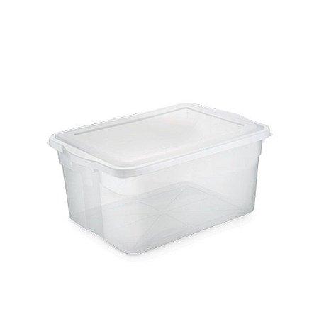 Caixa Organizadora Biopratika com Tampa 35L - Ref. 550