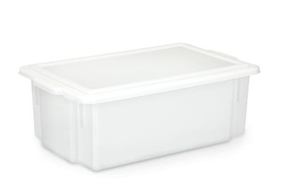Caixa Organizadora Biopratika com Tampa 24,5L - Ref. 530