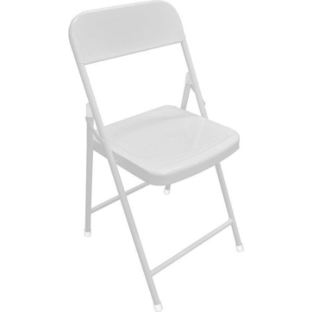 Cadeira Dobrável Chapa