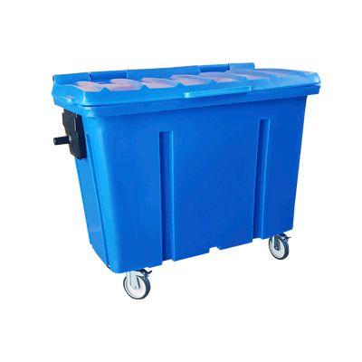 Contêiner de Lixo 660L