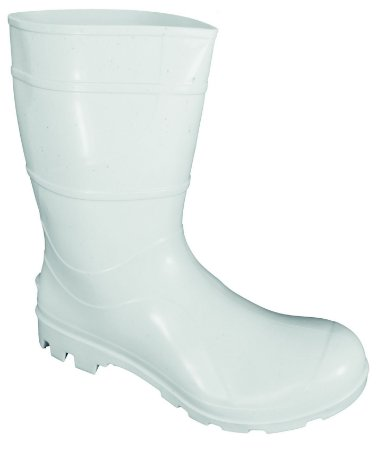 Bota de PVC Branca
