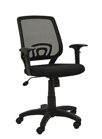 Cadeira Office Ávila c/ Braço Ajustável