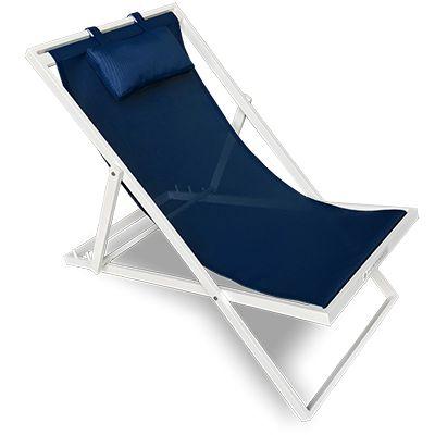 Cadeira Dobrável Alum 27.184