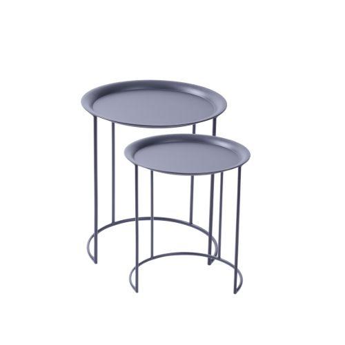 Conjunto de mesa lateral IEB 1406