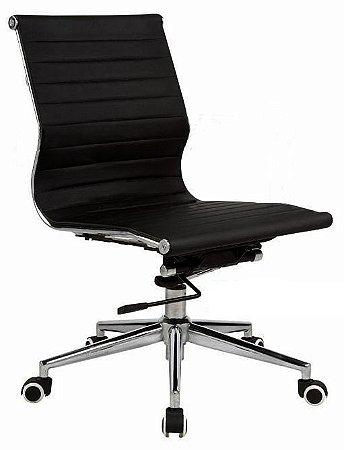 Cadeira de Escritório IEB 3301 Baixa s/ Braço