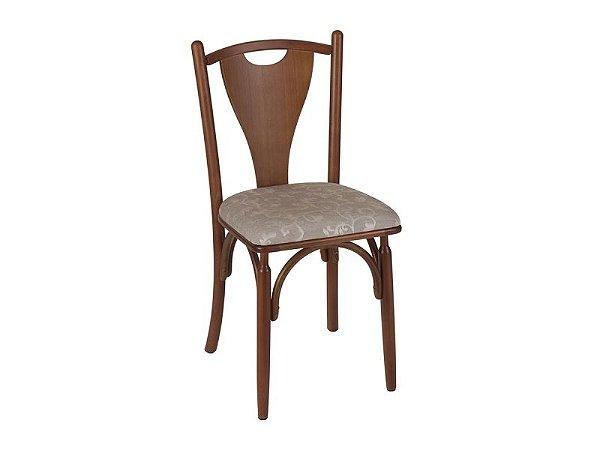 Cadeira Baiuca Estofada