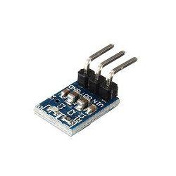Módulo redutor/regulador de tensão de 5V para 3.3V AMS1117 para ESP