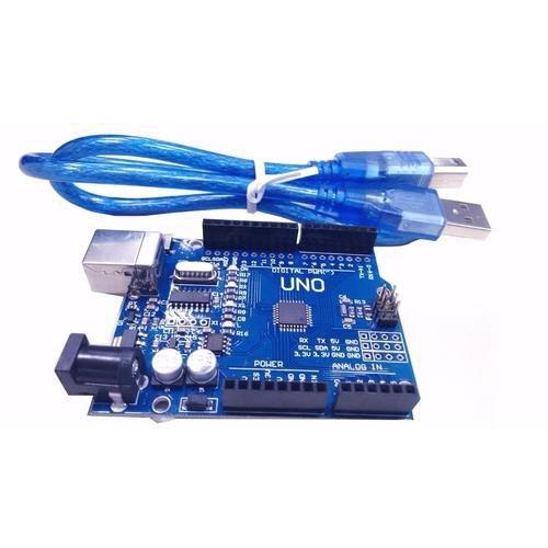 Arduino UNO R3 SMD (Compatível) + cabo USB