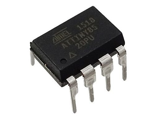 Microcontrolador Attiny 85