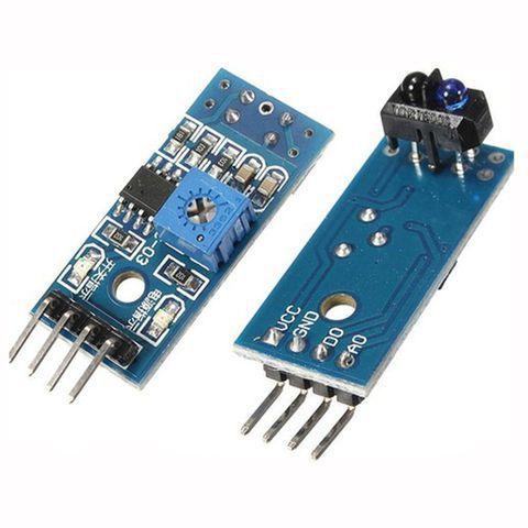 Módulo Seguidor de Linha Ajustável TCRT5000 (Sensor IR)