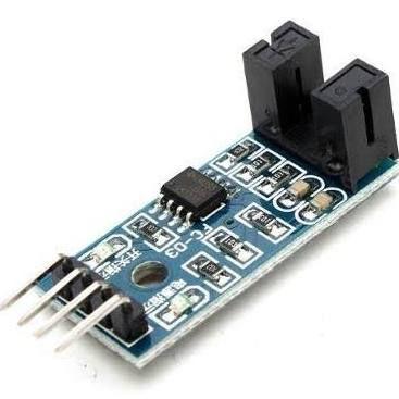 Sensor de Velocidade (Encoder Optico)