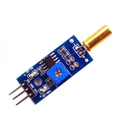 Módulo sensor de inclinação SW-520D
