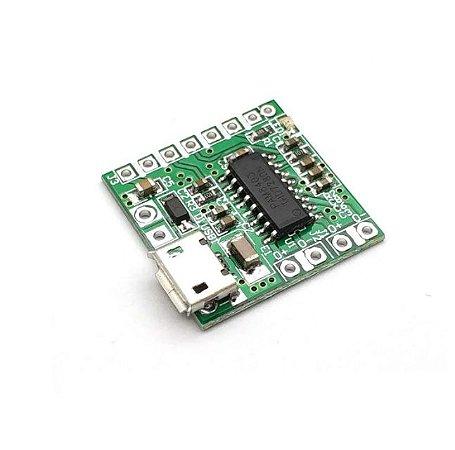 Módulo amplificador digital PAM8403