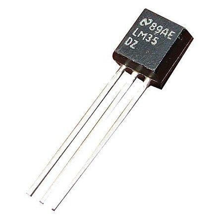 Sensor temperatura LM35 DZ