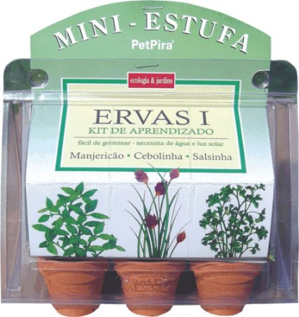Mini Estufas