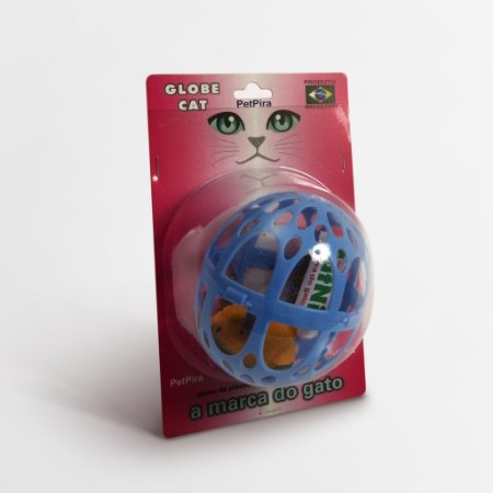 Globe Cat Gatos