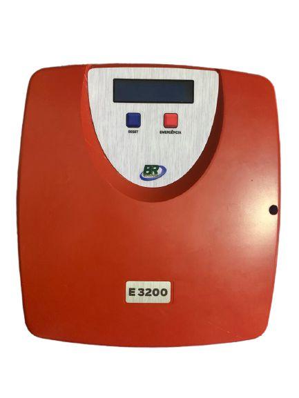 Central de Alarme de Incêndio Endereçável E3200 24V