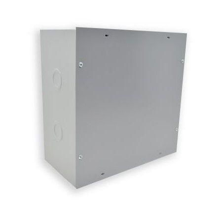 Caixa de Passagem Elétrica 30X30X12Cm