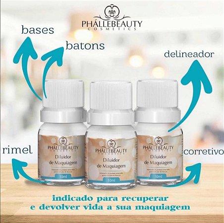 DILUIDOR DE MAQUIAGEM PHALLEBEAUTY PH001