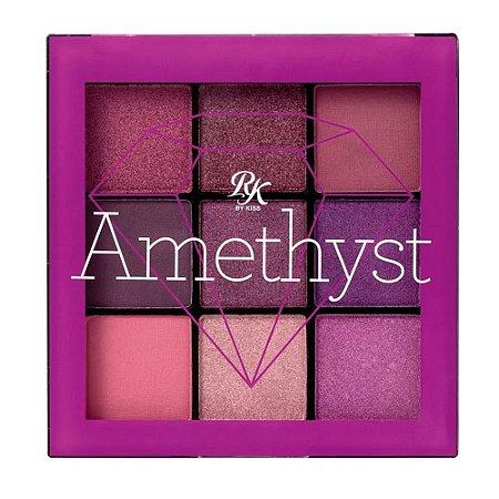 RK Paleta de Sombras 9 cores - Amethyst