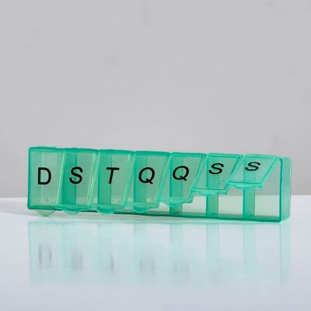 Pill Organizer Semanal - Porta Comprimidos