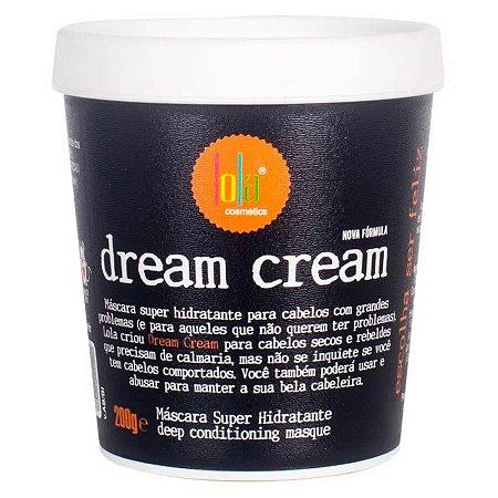 Lola Cosmetics Dream Cream Máscara Super Hidratante - 200g