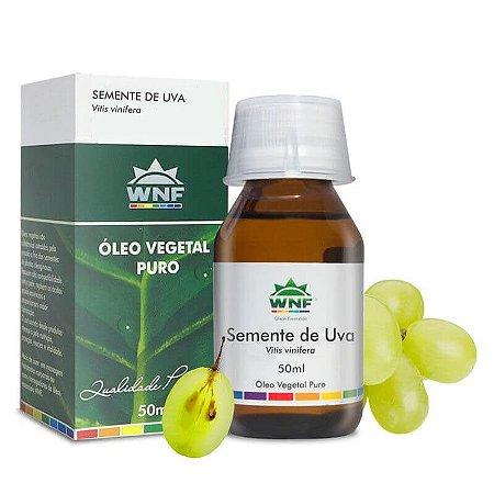 WNF OLEO VEGETAL SEMENTE DE UVA 50ML