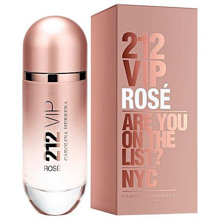212 VIP Rosé Carolina Herrera - Perfume Feminino - Eau de Parfum - 125ml