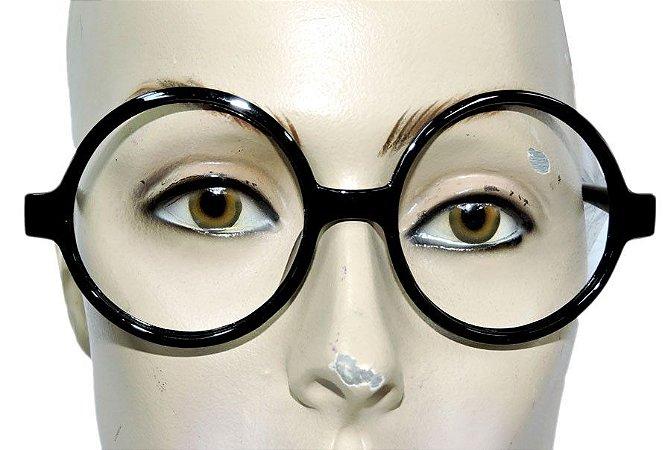 Óculos Redondo Bruxo