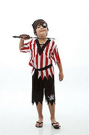 Fantasia Pirata Lista Infantil
