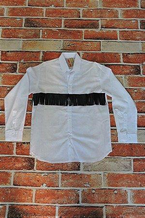 Camisa Cowboy Country Infantil Unissex