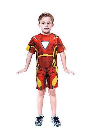 Fantasia Homem de Ferro Vingadores Avengens
