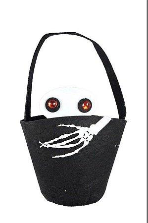 Bolsa Halloween Caveira