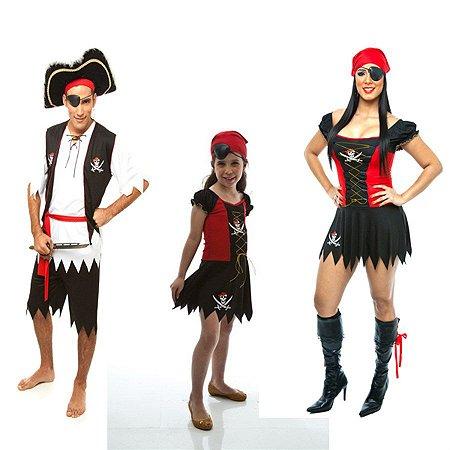 Fantasia Familia Pirata