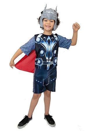 Fantasia Thor Ragnarok Infanti Vingadores Avengers