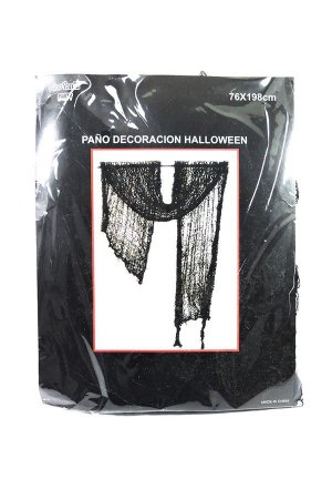 Cortina Halloween Decoração