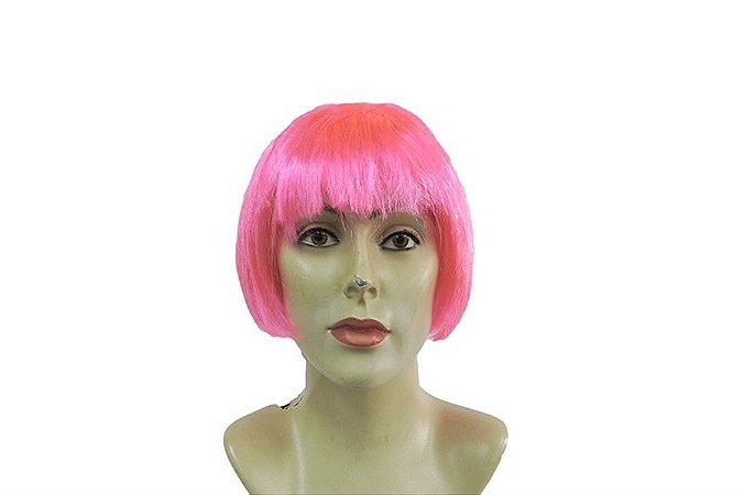 Peruca Chanel Mecha Pink