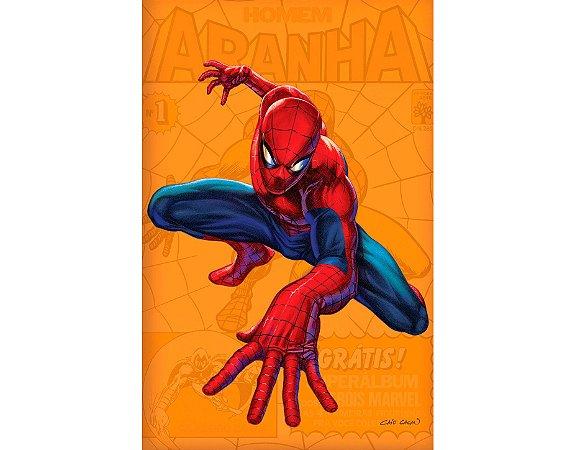 Dossiê GRANDES REVISTAS 4: Homem-Aranha