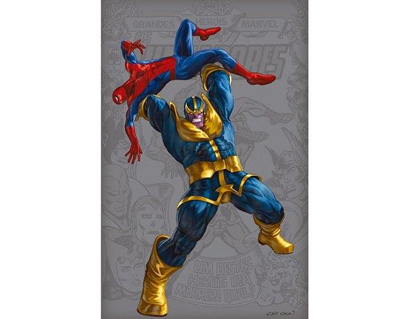 Dossiê GRANDES REVISTAS 6: Grandes Heróis Marvel