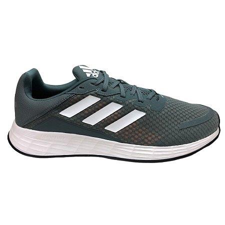Tênis Masculino Adidas Duramo Sl Course Pied - FY6684 - Cinza