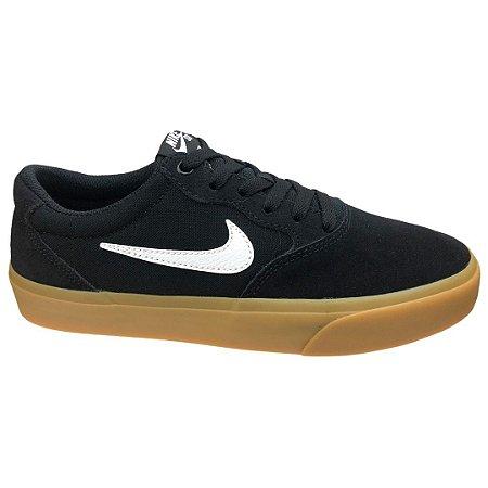 Tênis Masculino Nike Sb Chron Slr - CD6278-006 - Preto