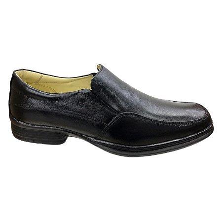 Sapato Masculino Rafarillo Social Couro - 9216 - Preto